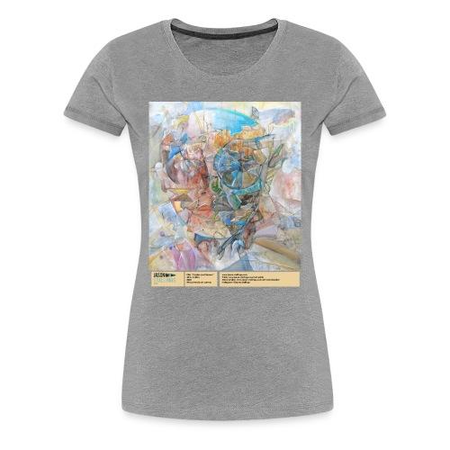 Passion & Reason - Women's Premium T-Shirt