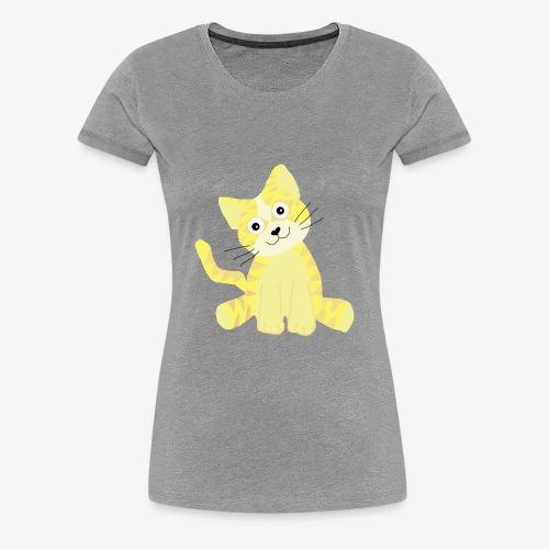 cute kitty - Women's Premium T-Shirt