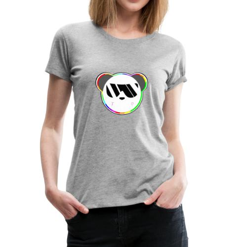 The Pandah Seal - Women's Premium T-Shirt
