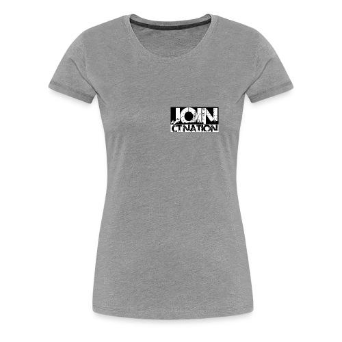 join ct nation - Women's Premium T-Shirt