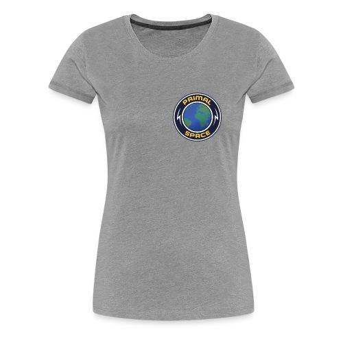 Primal Space Electric Logo - Women's Premium T-Shirt