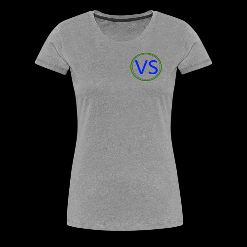 VS Logo - Women's Premium T-Shirt