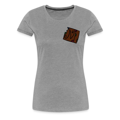 nemation brownie - Women's Premium T-Shirt