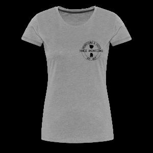 Hobie Vector Logo - Women's Premium T-Shirt