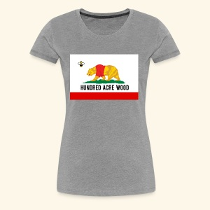 Golden Honey State - Women's Premium T-Shirt