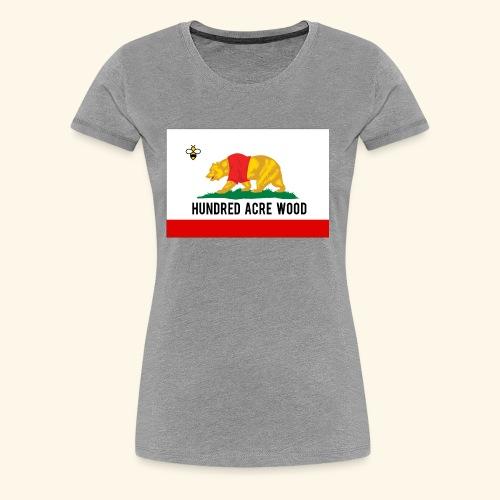 Golden Honey State - Women's Premium T-Shirt