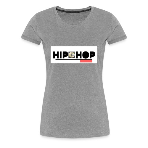 Hip Hop Fresh - Women's Premium T-Shirt