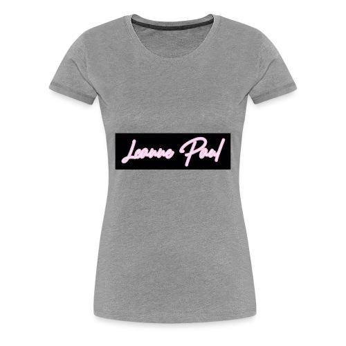 Leanne Paul - Women's Premium T-Shirt
