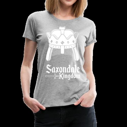 Saxondale - Women's Premium T-Shirt