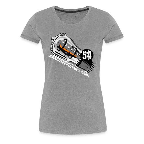 54 Historic Blues - Women's Premium T-Shirt