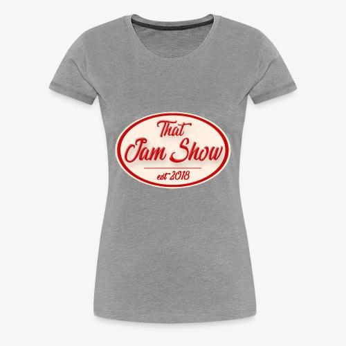 TJS _ at cost - Women's Premium T-Shirt