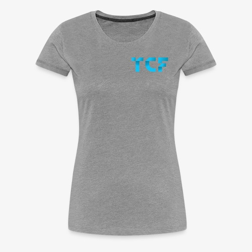 Tezos Commons - Women's Premium T-Shirt