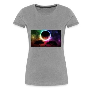 the night - Women's Premium T-Shirt
