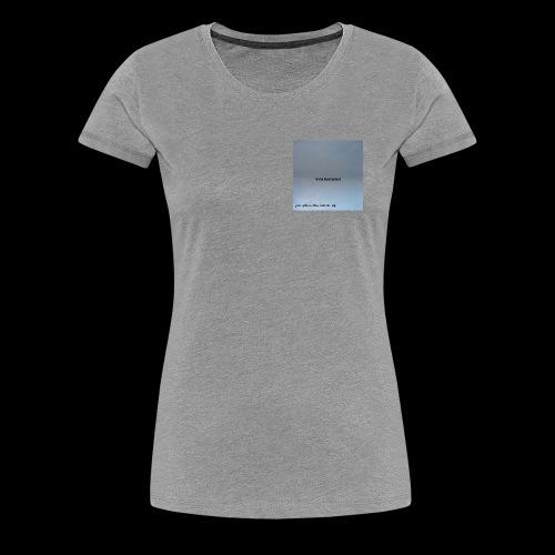 PosterMaker 1524288907561 - Women's Premium T-Shirt