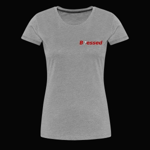 Blessed srtiped edition - Women's Premium T-Shirt