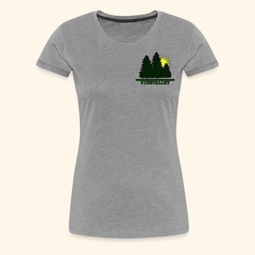 S1E1 - Women's Premium T-Shirt