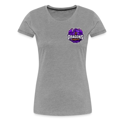 Clothing with the official logo of the DRG team - Women's Premium T-Shirt
