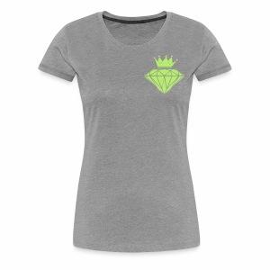 diamante corona - Women's Premium T-Shirt