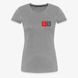 DingusBoys.com - Women's Premium T-Shirt