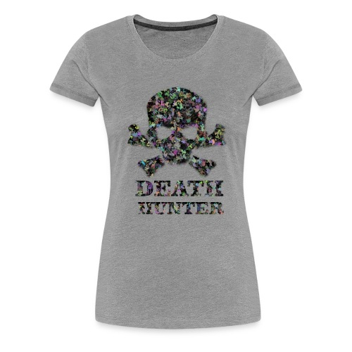 death hunter - Women's Premium T-Shirt