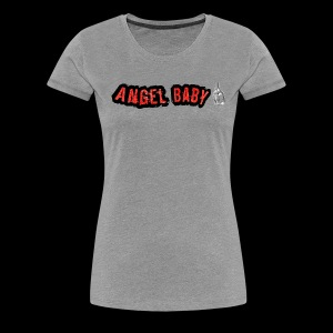 AngelBabyMusic Logo - Women's Premium T-Shirt