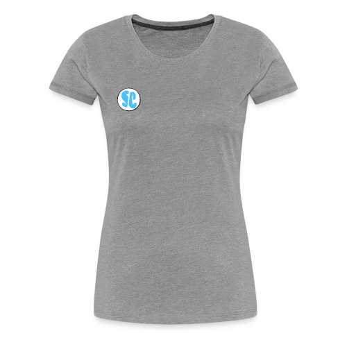 Supreme Chaotic circle logo - Women's Premium T-Shirt
