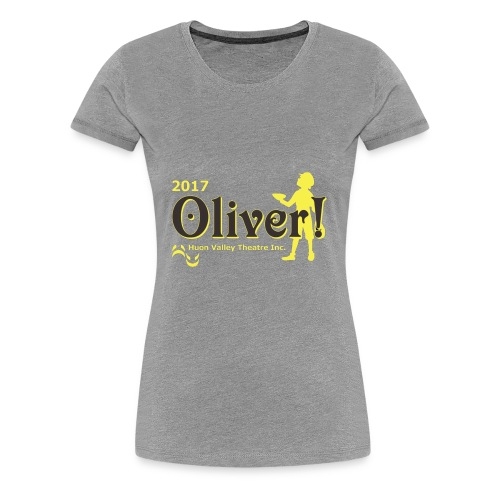 OLIVER MERCH - Women's Premium T-Shirt