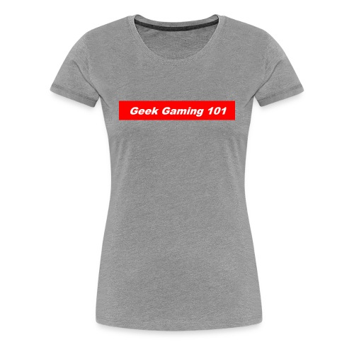 geek gaming bogo - Women's Premium T-Shirt