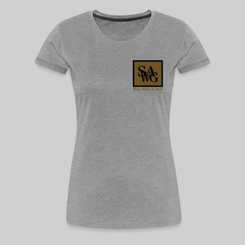 SWAG - Women's Premium T-Shirt
