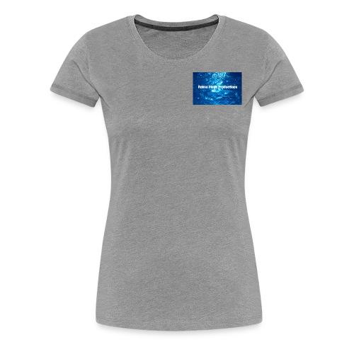 Robsu Vlogs Productions - Women's Premium T-Shirt