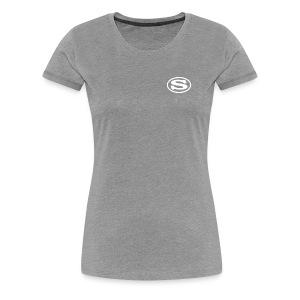 screven s white - Women's Premium T-Shirt
