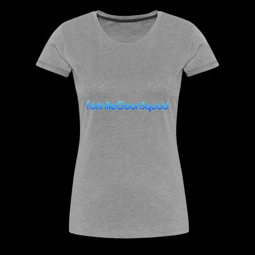 FortniteGoonSquad - Women's Premium T-Shirt