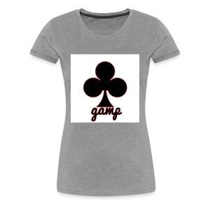 Gamp - Women's Premium T-Shirt