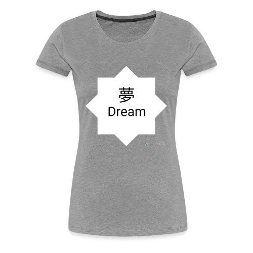 Photo 1516847685672 - Women's Premium T-Shirt