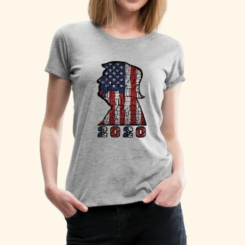 Trump 2020 - Women's Premium T-Shirt
