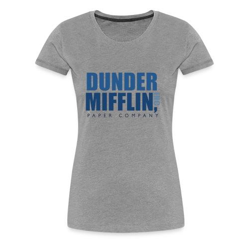 dunder mifflin - Women's Premium T-Shirt