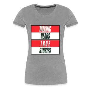 Talking Heads merch - Women's Premium T-Shirt