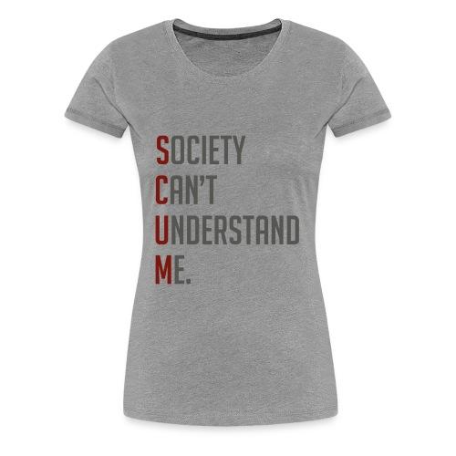 Society - Women's Premium T-Shirt