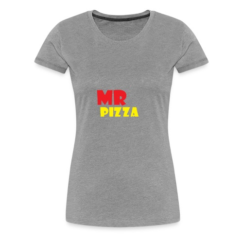 Mr.Pizza Merch - Women's Premium T-Shirt