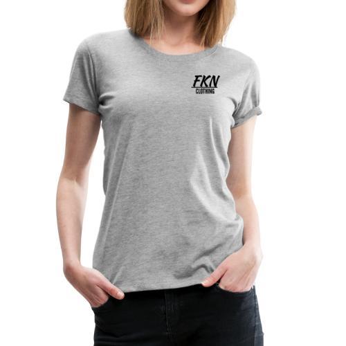 FKN | Lyrics Version - Women's Premium T-Shirt
