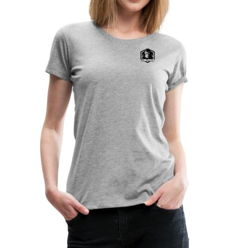GymGorilla Minimal - Women's Premium T-Shirt