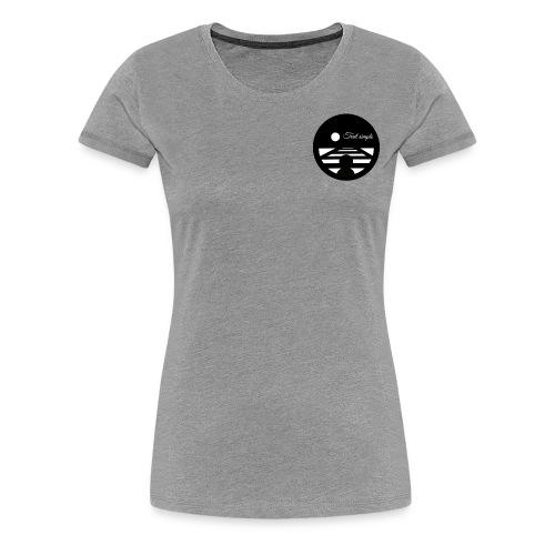Simply Inc real - Women's Premium T-Shirt