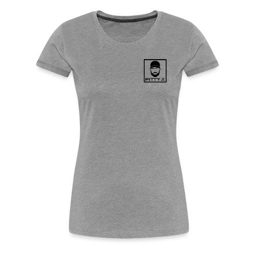 NEW blk - Women's Premium T-Shirt