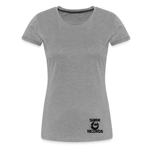 SharkRecordsTV - Women's Premium T-Shirt