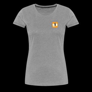 Global Humaist Magazine Icon - Women's Premium T-Shirt