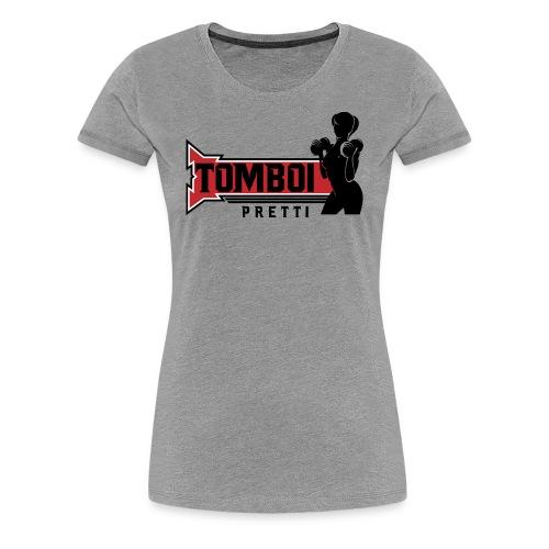 Red Pretti - Women's Premium T-Shirt