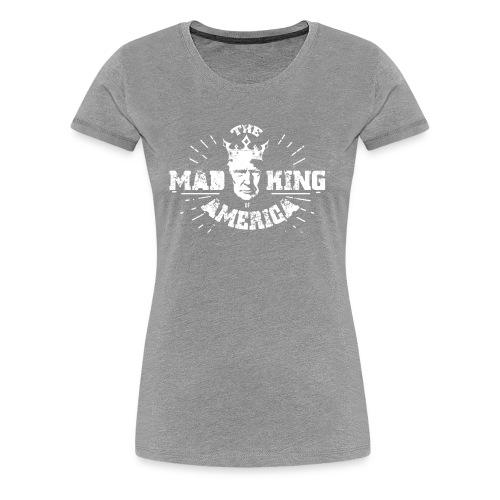 Mad King USA - Women's Premium T-Shirt