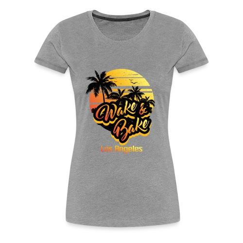 Funny Marijuana Collection for Stoner Fans - Women's Premium T-Shirt