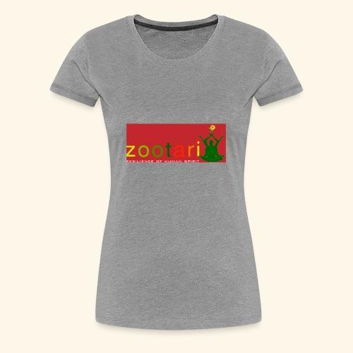 zootari brand - Women's Premium T-Shirt