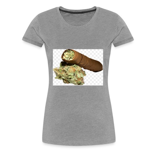 Let's smoke - Women's Premium T-Shirt